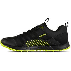 Salming Trail T4 Hardloopschoenen Heren geel/zwart